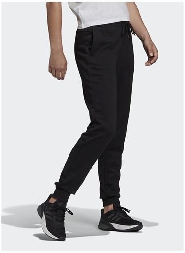 adidas adidas GM5526 W LIN FT C PT Kadın Eşofman Altı Siyah
